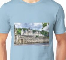 Château d'Ussé (aka The Sleeping Beauty Castle), France Unisex T-Shirt