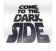Dark Side Star Wars Poster