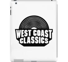 West Coast Classics iPad Case/Skin