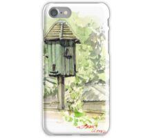 A Bird House  iPhone Case/Skin