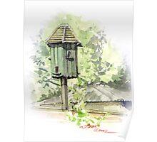 A Bird House  Poster