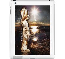 the waterbearer iPad Case/Skin