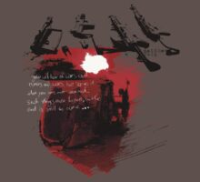 rumors of wars by eLEkt