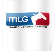 MLG Major League Gaming Poster
