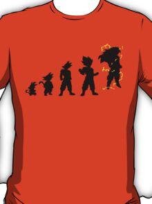 Saiyan Evolution T-Shirt