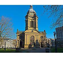 St Philips, Birmingham Cathedral, England, UK Photographic Print