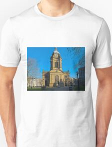 St Philips, Birmingham Cathedral, England, UK T-Shirt