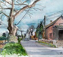 Tibberton Manor Farm, Shropshire by bakuma
