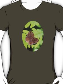 Little Wood Satyr Butterfly T-Shirt