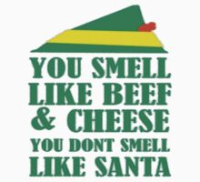 Smell Like Beef And Cheese T-Shirt