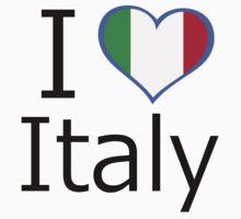 I love Italy Kids Clothes