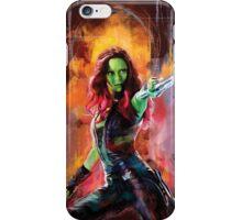 Gamora iPhone Case/Skin