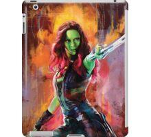 Gamora iPad Case/Skin
