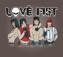 Love Fist by Iconic-Images