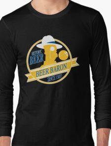 Beer Baron Long Sleeve T-Shirt