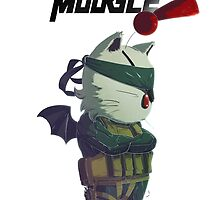 Metal Gear Moogle by dardarius