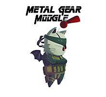 Metal Gear Moogle Photographic Print
