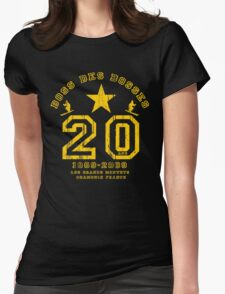 2009 BOSS DES BOSSES T-Shirt Womens Fitted T-Shirt