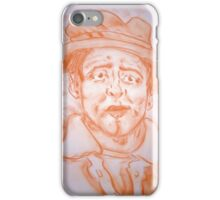 the hick  iPhone Case/Skin