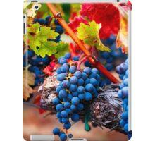 Fruit of Napa Valley I iPad Case/Skin