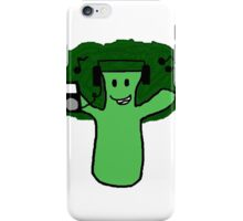 Bumpin' Broccoli iPhone Case/Skin