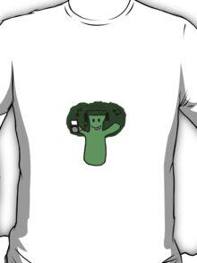 Bumpin' Broccoli T-Shirt