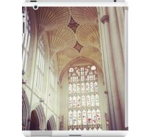 Bath Abbey iPad Case/Skin