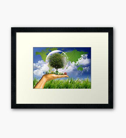 Ecologie Framed Print