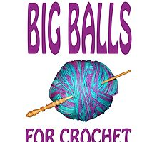 Big balls for crochet by LyricalSixties