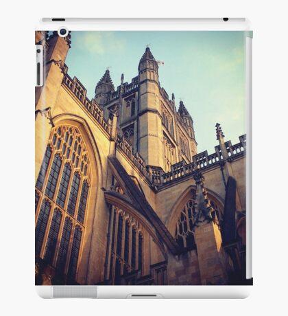 Bath Abbey iPad Case/Skin