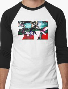 Flipped photo, shark abstract T-Shirt