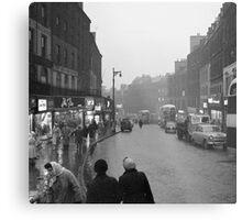 1950s Leith Street, Edinburgh Metal Print