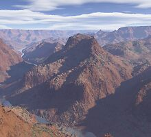Grand Canyon by Beatminister