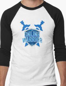 Online Warrior Men's Baseball ¾ T-Shirt