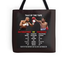 Tale Of The Tape Tote Bag