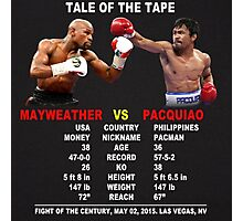 Tale Of The Tape Photographic Print