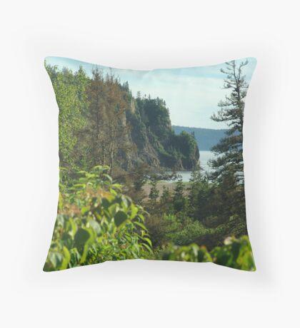 Parrsboro Shore Throw Pillow