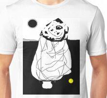 calibrate calculate masticate 2 Unisex T-Shirt