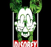 Disobey  by Jokercrossing