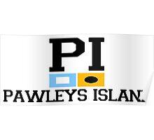 Pawleys Island - South Carolina. Poster