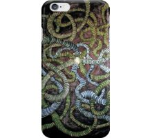 Connected to the LIGHT iPhone Case/Skin