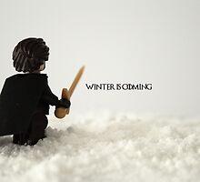 Jon Snow by Deanomite85
