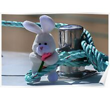 Easter Bunny.......... Poster