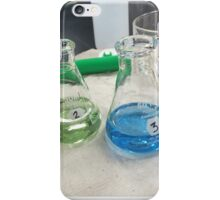 Chemistry titration iPhone Case/Skin