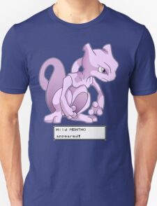 Wild Mewtwo Appeared! T-Shirt