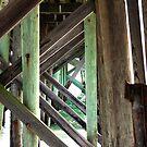 Under the Pier by Brad Sumner