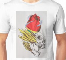 tattoo designs on items rather than skin Unisex T-Shirt