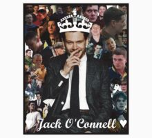 Jack O'Connell Collage T-Shirt