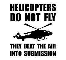 Helicopter Submission by AmazingMart
