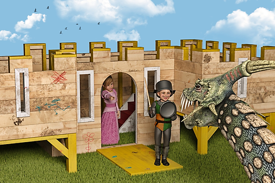 The Princess and The Knight - Playtime by Liam Liberty
